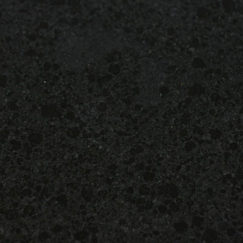 Žula - Black Rain, leštěná