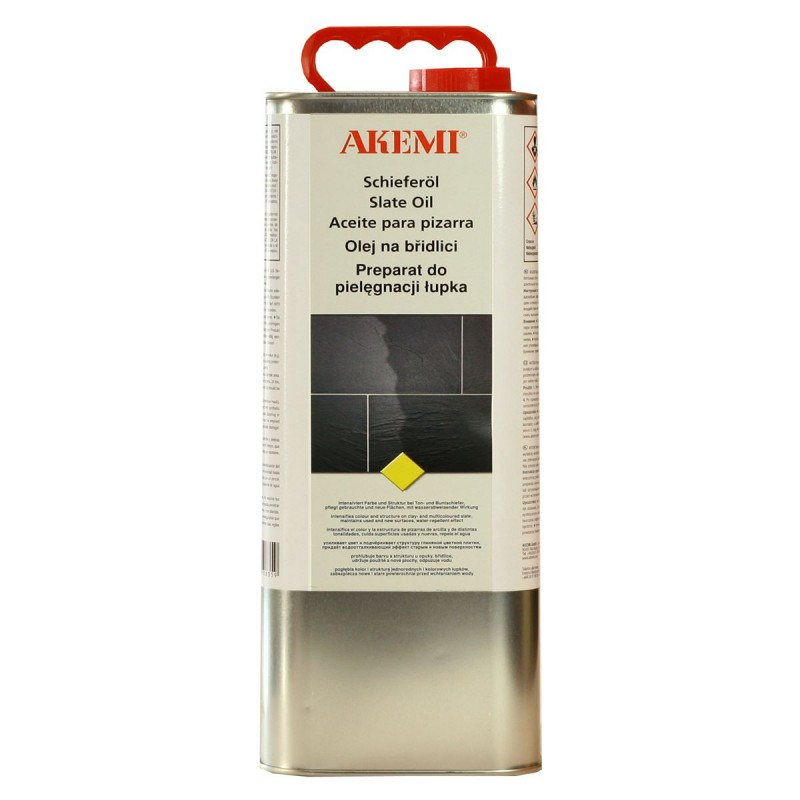 Akemi - Olej na Břidlici