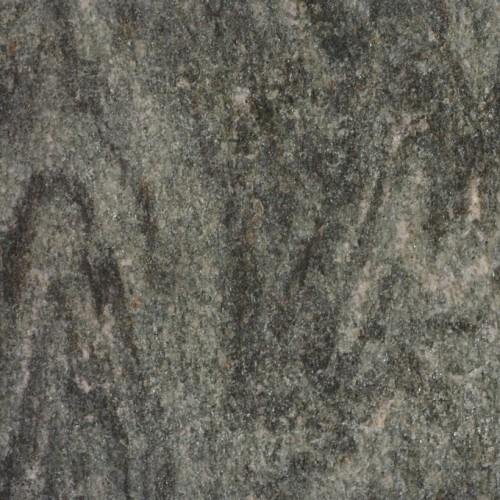 Křemenec - Quartzite, zelený, opalovaný
