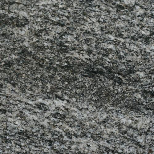 Křemenec - Quartzite, šedý, opalovaný realizace
